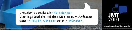 Read more about the article Jugendmedientage 2010